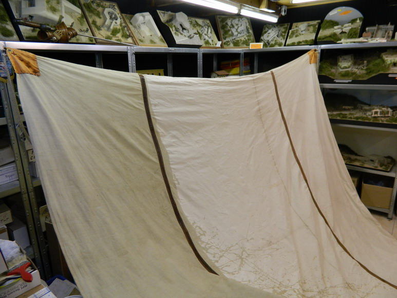 imperméabiliser toile de tente